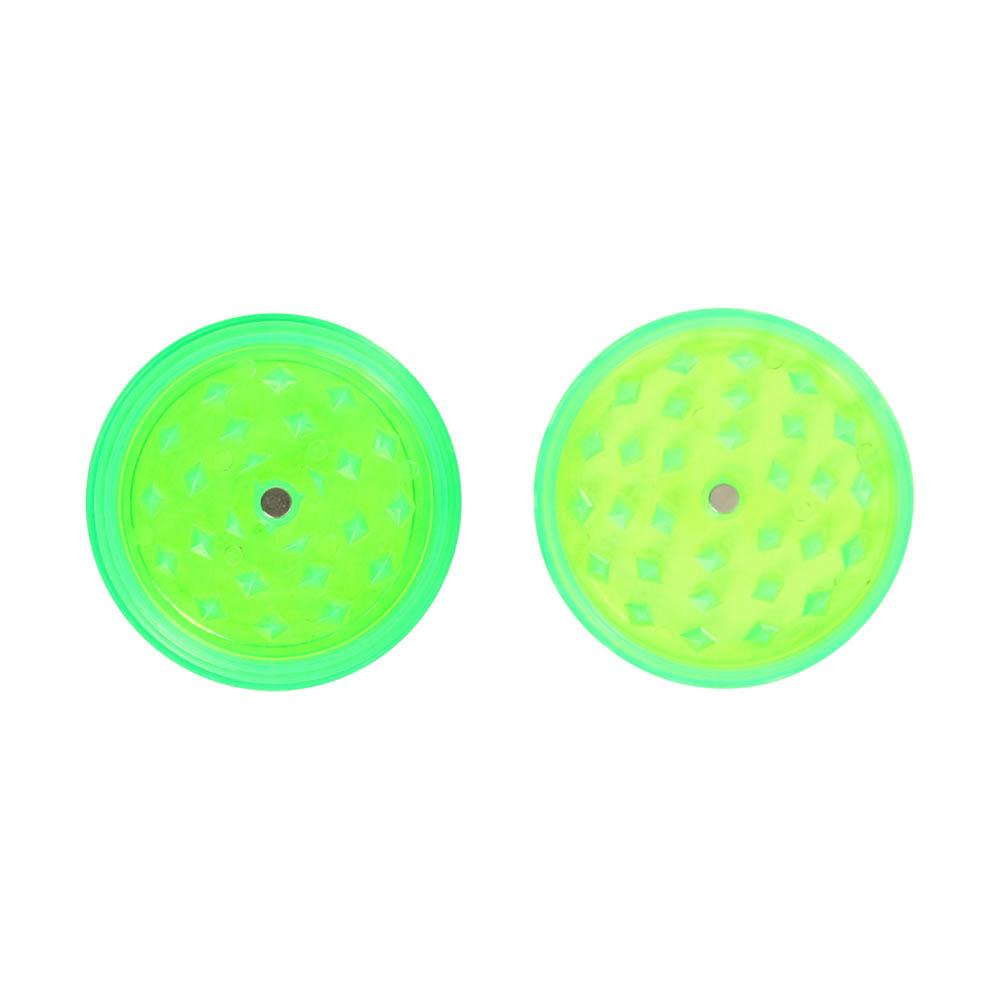 🧐 Acrylic Grinder Green Smartific 8717624216060