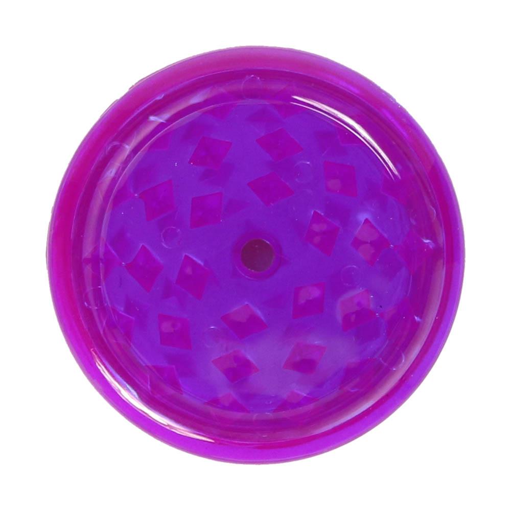 🧐 Acrylic Grinder Purple Smartific 8717624216091
