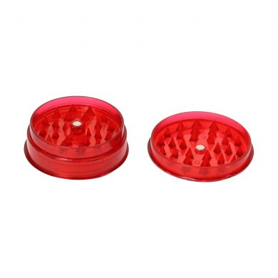 🧐 Acrylic Grinder Red Smartific 8717624216107