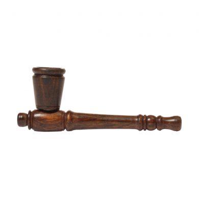🧐 Rosewood Pipe 10,5cm Smartific 8717624216640