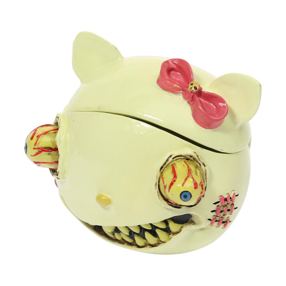 🧐 Monster Kitty Girl Ashtray Smartific 8718053639727