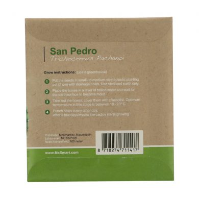 🧐 San Pedro Seeds (Trichocereus Pachanoi) Smartific 8718274711417