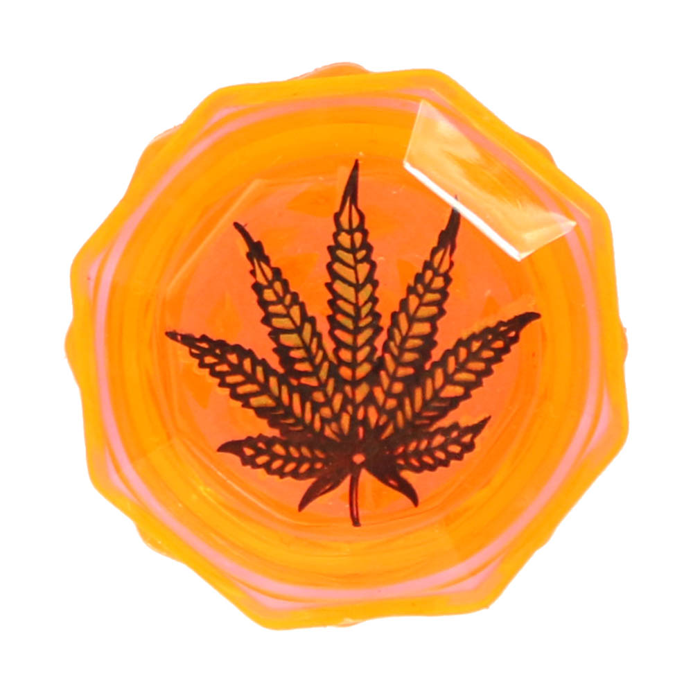 🧐 Acrylic Leaf Grinder Smartific 8718274712995