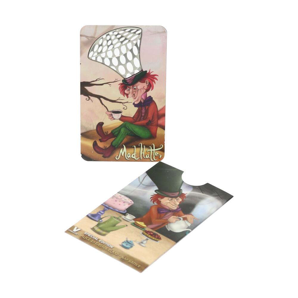 🧐 Mad Hatter - Alice in Grinderland Credit Card Grinder Smartific 8718274713336