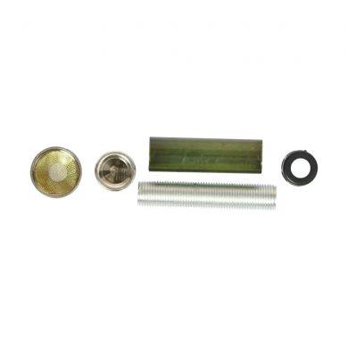 🧐 Tiny Metal Bowl Plastic Pipe Smartific 8718274716757