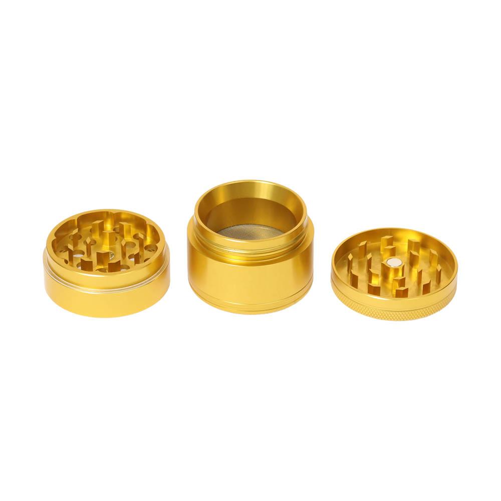 🧐 Medium Metal 3 Chamber Grinder Smartific 8718274718966
