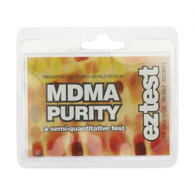 🧐 EZ Test for MDMA Purity Smartific 8718435612010