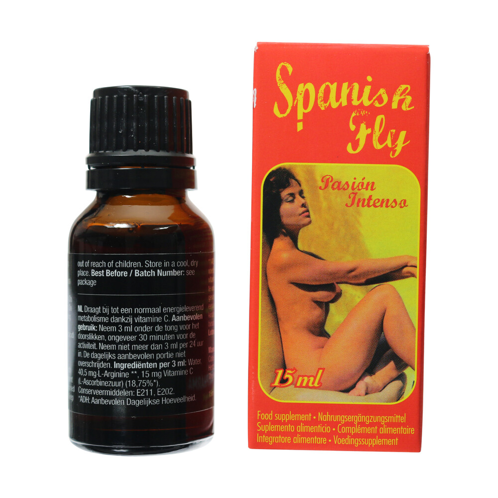 🧐 Spanish Fly Passion Intenso Smartific 8718546540615