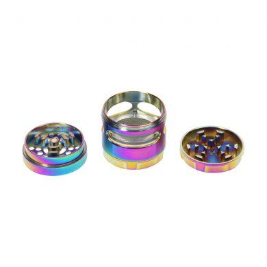 🧐 Basic Aluminum Grinder Smartific 9008122311838