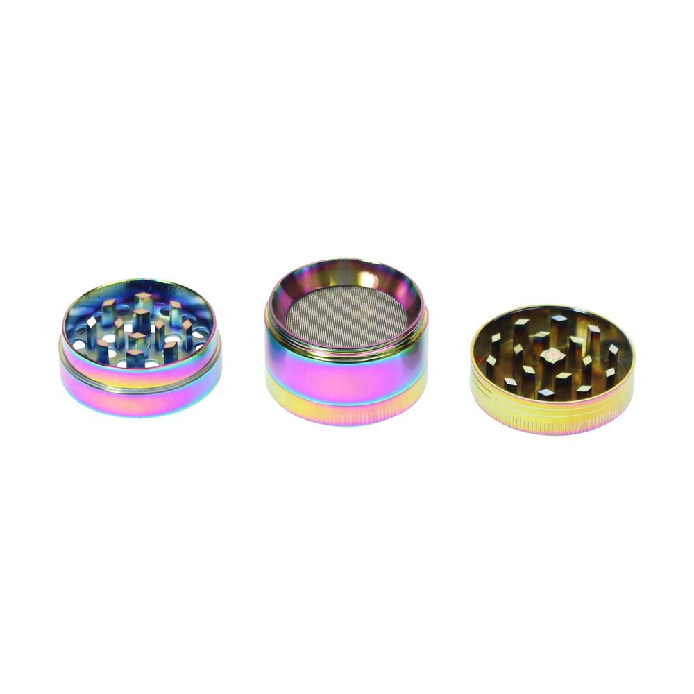 🧐 Aluminium Rainbow Grinder Smartific 9010151007262
