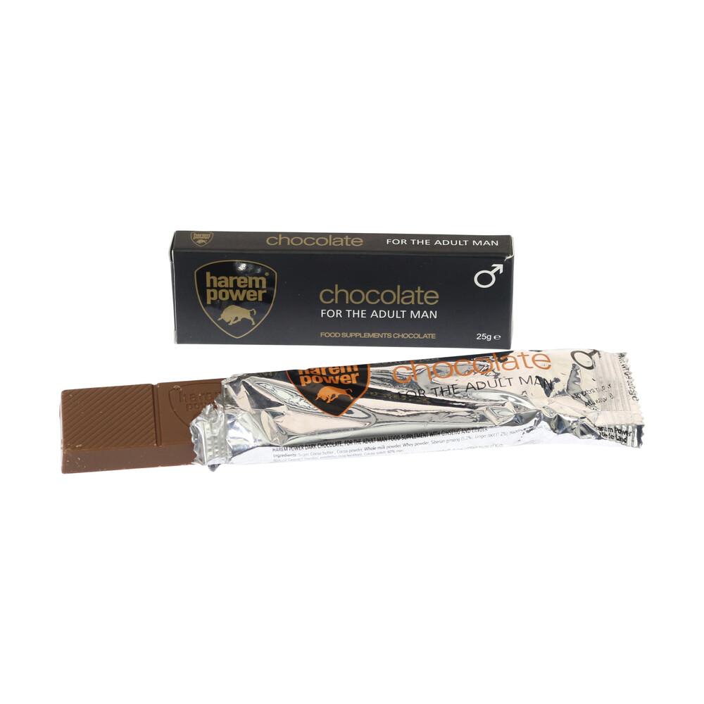 🧐 Harem Power Libido Chocolate Bar Smartific 7434011983909