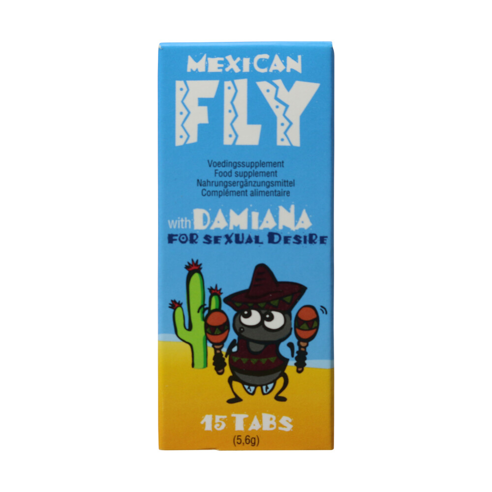 🧐 Mexican Fly Smartific 8717344170093