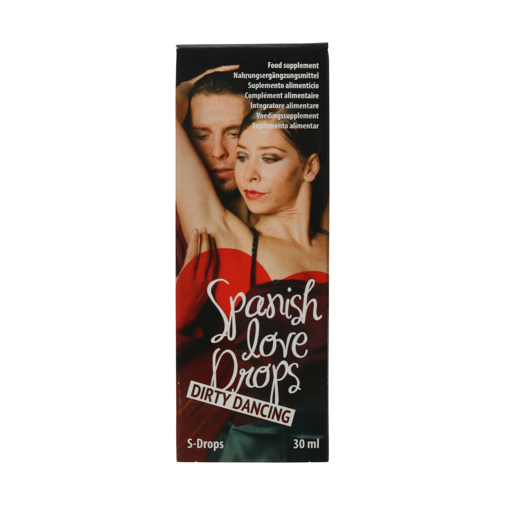 🧐 Spanish Love Drops Smartific 871854650653