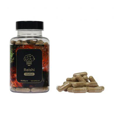 Reishi medicinal mushroom supplements buy online Smartific 8718274718263