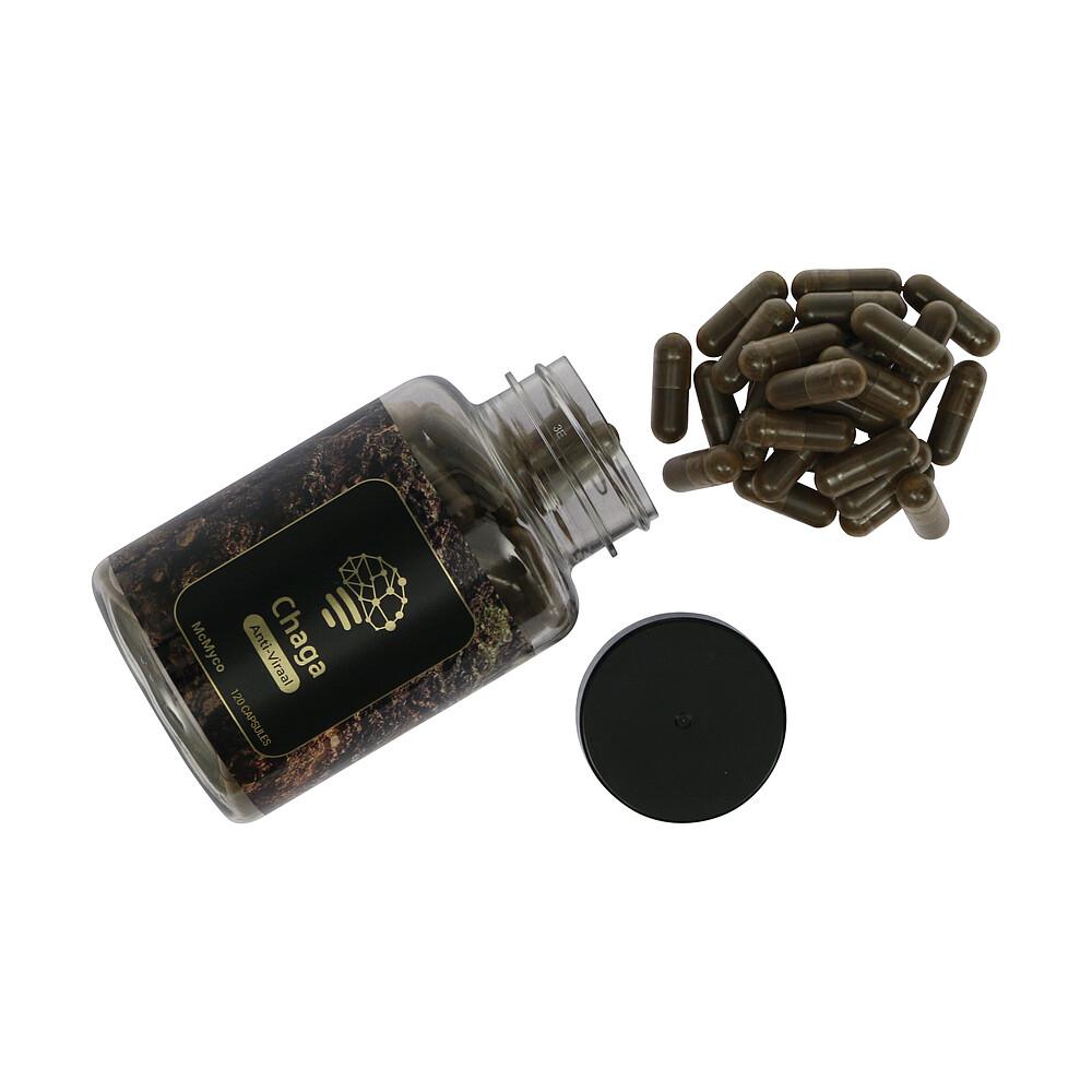 Chaga medicinal mushroom supplements buy online Smartific 8718274718270
