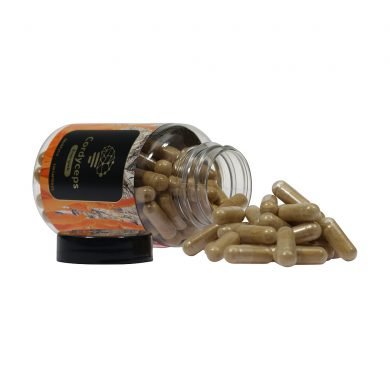 Cordyceps medicinal mushroom supplements buy online Smartific 8718274718287
