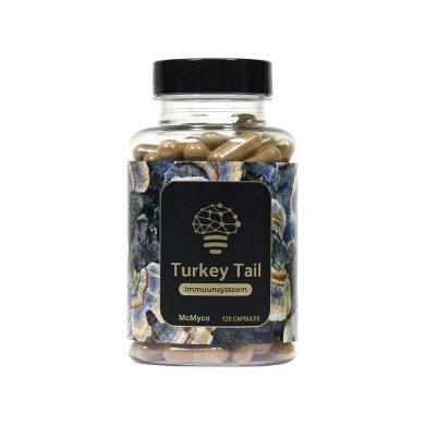 Turkey Tail medicinal mushroom supplements buy online Smartific 8718274718300