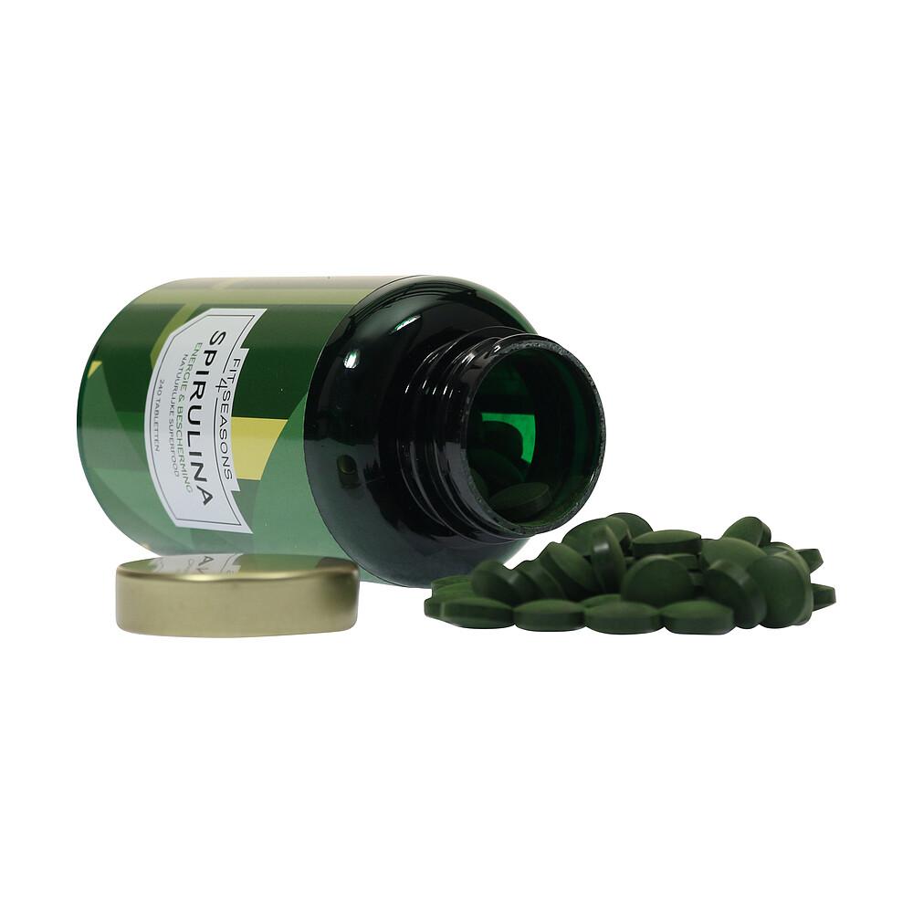 Spirulina Superfood supplements buy online Smartific 8718274718188