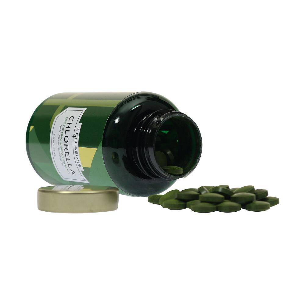 Chlorella Superfood supplements buy online Smartific 8718274718201