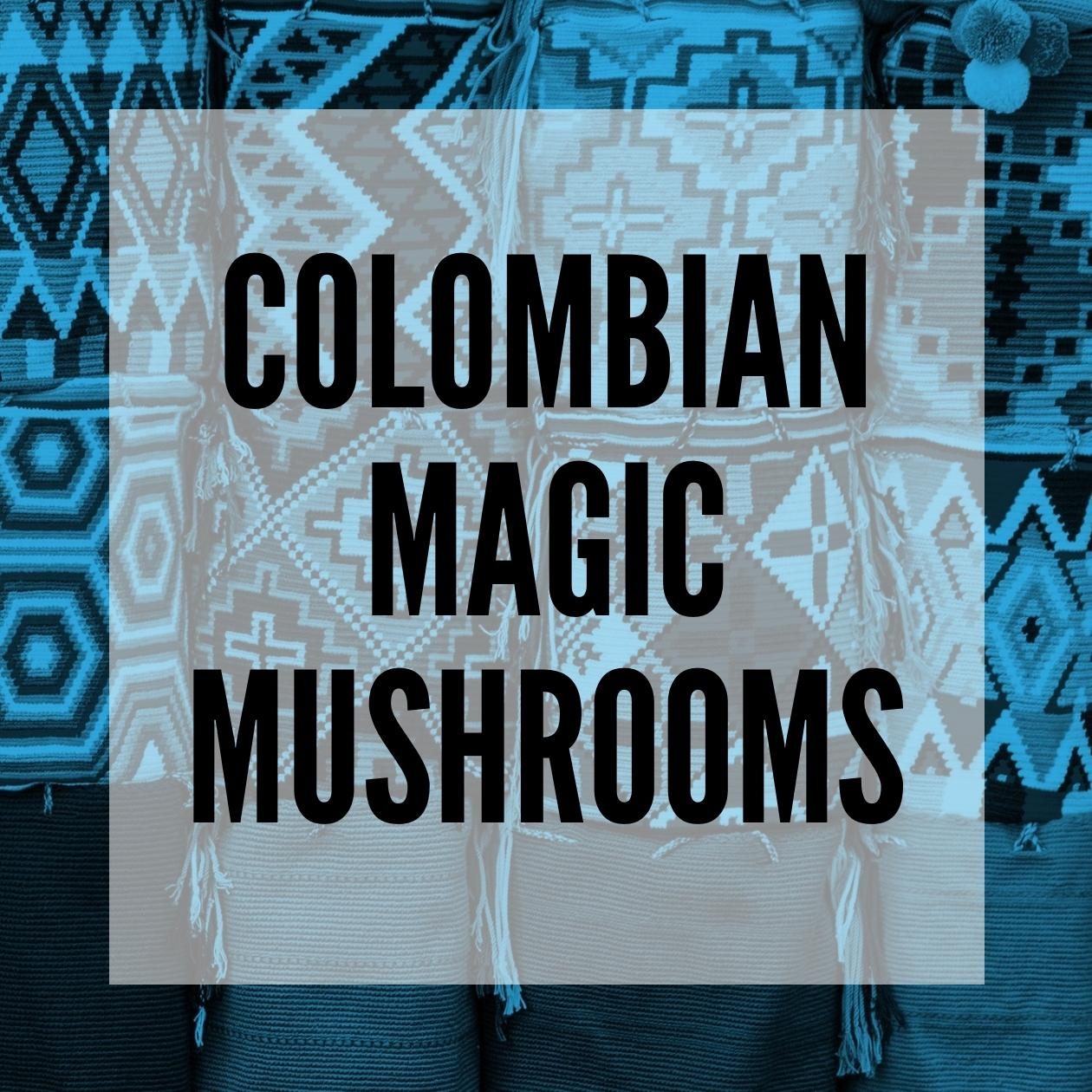 colombian magic mushrooms