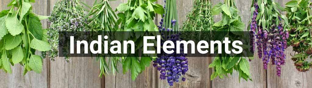 Indian Elements herbs