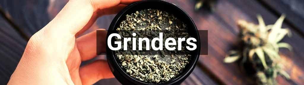 Buy weed grinders online