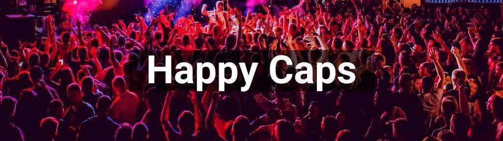 Happy Caps party pills