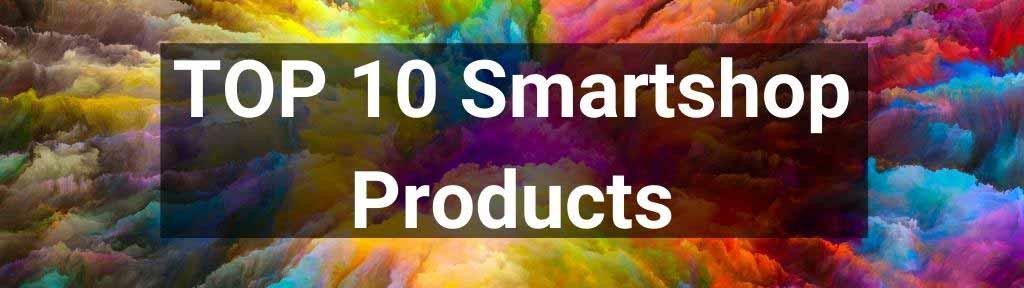 Top 10 smartshop products