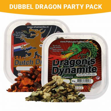 Double Dragon Party Pack