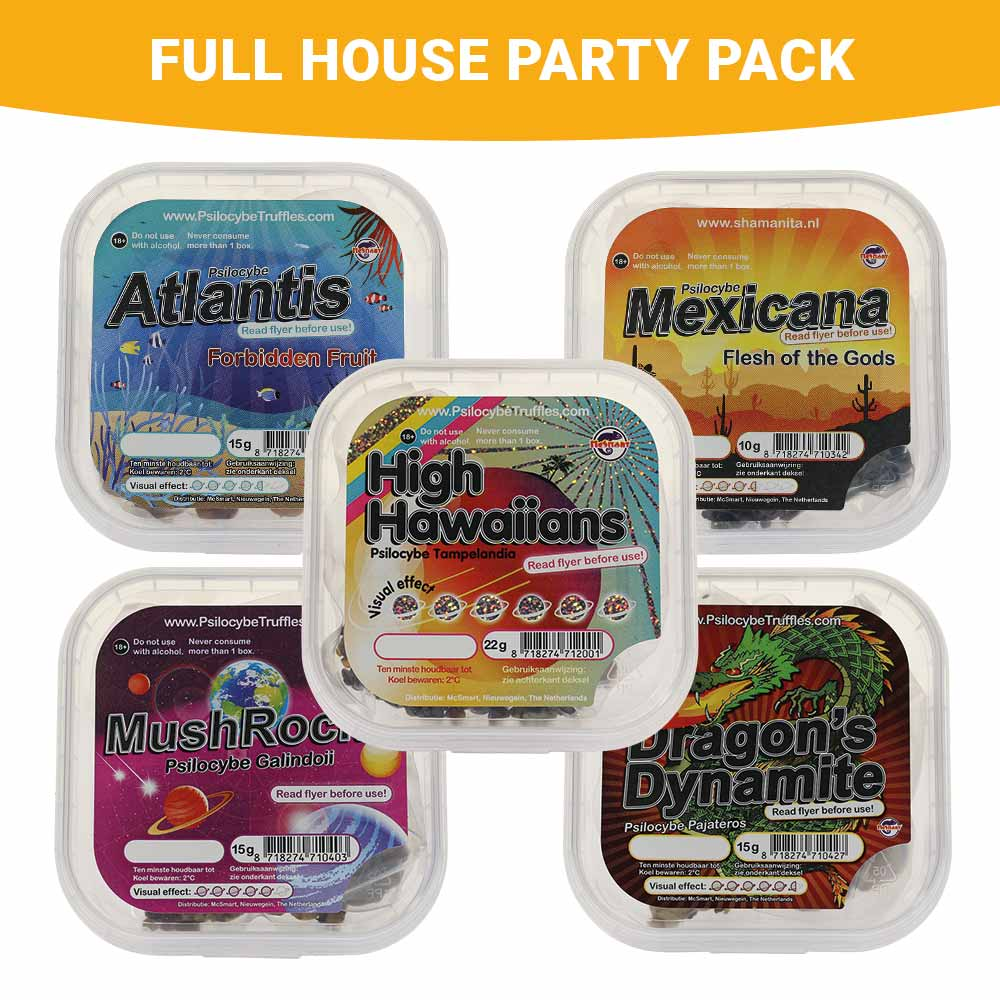 Full House Party Pack
