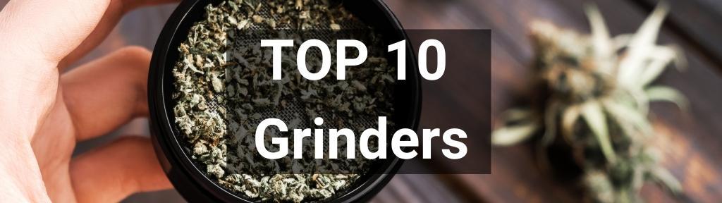 ✅ Top 10 Grinders from Smartific.com