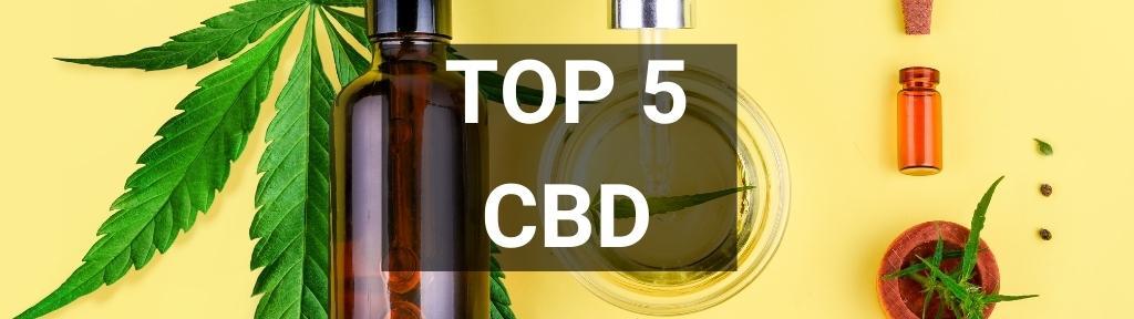 ✅ Top 5 CBD from Smartific.com