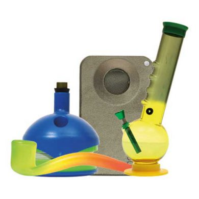 Top 10 Bongs and Pipes