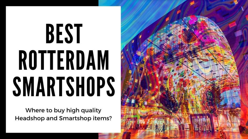 best rotterdam smartshops and headshops